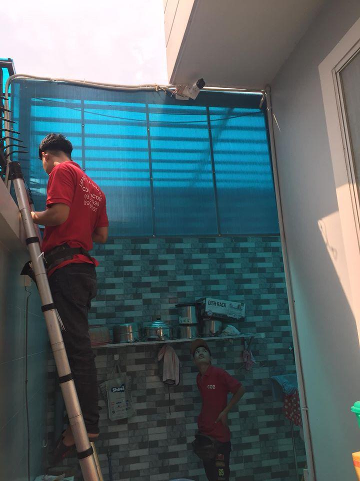 Lắp đặt camera quan sát quận Tân Phú
